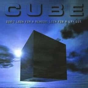 Cube Franchise is listed (or ranked) 10 on the list Which Horror Movie Franchises Deserve More Attention Than They Get?