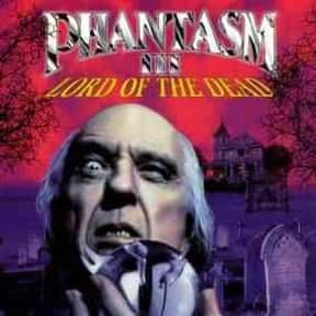 Phantasm Franchise is listed (or ranked) 7 on the list Which Horror Movie Franchises Deserve More Attention Than They Get?