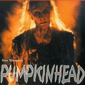 Pumpkinhead Franchise is listed (or ranked) 6 on the list Which Horror Movie Franchises Deserve More Attention Than They Get?