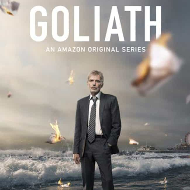 Goliath is listed (or ranked) 4 on the list What to Watch if You Love Breaking Bad
