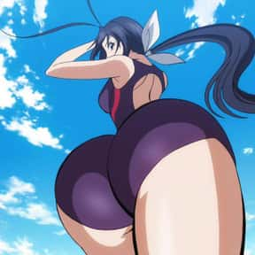Keijo!!!!!!!! is listed (or ranked) 16 on the list The Best Anime Like Grand Blue