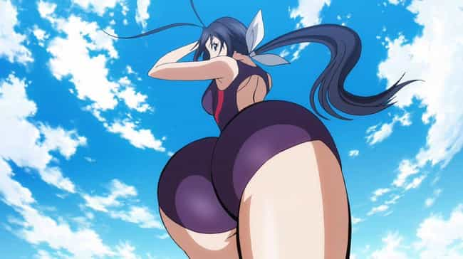 Keijo!!!!!!!! is listed (or ranked) 3 on the list 15 Anime With Stupid Plots That We Love Anyways