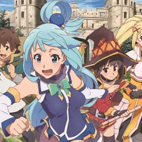 Konosuba: God's Blessing On Th is listed (or ranked) 11 on the list The Funniest Anime Shows Ever Made