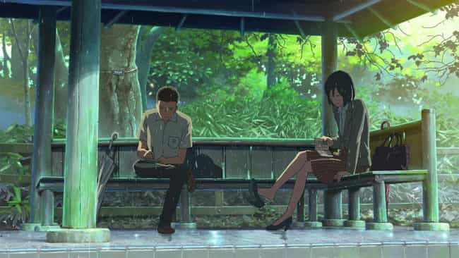 The Garden of Words is listed (or ranked) 3 on the list The 13 Best Anime Like After the Rain