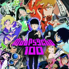 Mob Psycho 100 is listed (or ranked) 15 on the list The Best Anime on Crunchyroll