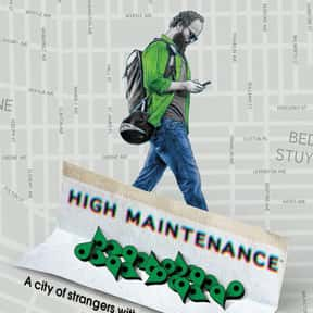 High Maintenance is listed (or ranked) 21 on the list The Funniest TV Shows In 2020