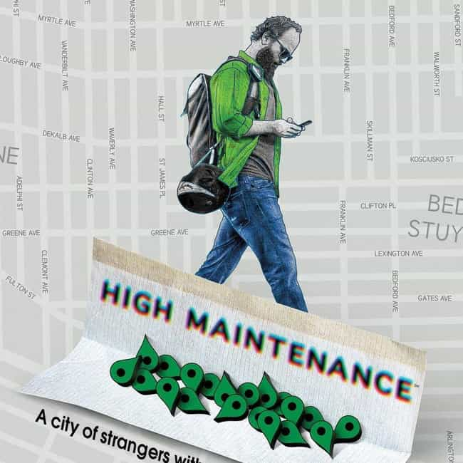 High Maintenance is listed (or ranked) 2 on the list What to Watch If You Love Atlanta