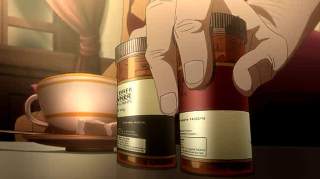 Gangsta is listed (or ranked) 3 on the list 14 Times Drugs Played A Role In Anime Storylines