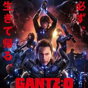 Gantz: O is listed (or ranked) 17 on the list The Best Japanese Language Movies on Netflix