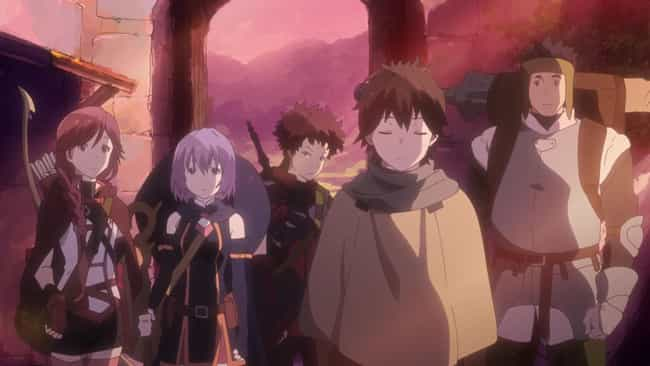 Grimgar of Fantasy and Ash is listed (or ranked) 4 on the list The Best Anime Like Log Horizon