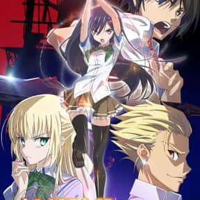 Magical Warfare is listed (or ranked) 22 on the list The Best Anime Like Strike The Blood