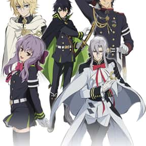 Seraph of the End is listed (or ranked) 17 on the list The Best English Dubbed Anime of All Time