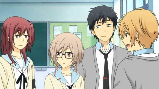 ReLIFE is listed (or ranked) 4 on the list The Best Anime Like Orange