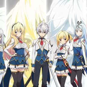 Undefeated Bahamut Chronicle is listed (or ranked) 10 on the list The Best Anime Like Chivalry Of A Failed Knight
