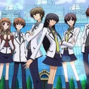 Special a is listed (or ranked) 10 on the list The Best Shoujo Anime And Manga