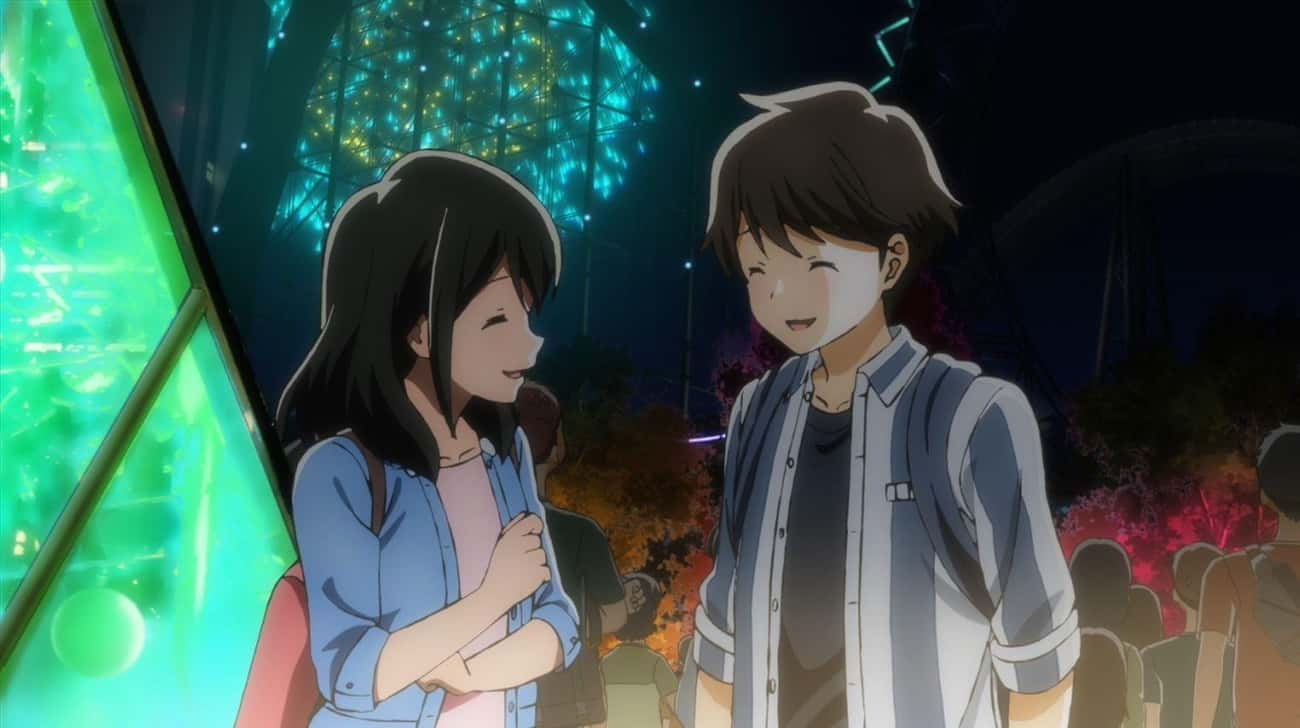 Tsuki ga Kirei is listed (or ranked) 4 on the list The Best Anime Like 5 Centimeters Per Second