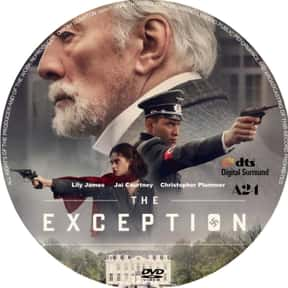 The Exception is listed (or ranked) 14 on the list The Best Movies About Forbidden Love