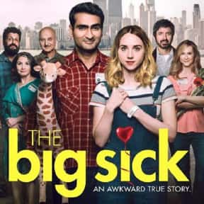 The Big Sick is listed (or ranked) 18 on the list The Best New Comedy Movies of the Last Few Years