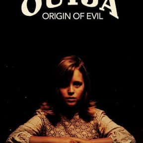 Ouija: Origin of Evil is listed (or ranked) 25 on the list The Best New Horror Movies of the Last Few Years
