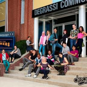 Degrassi: Next Class is listed (or ranked) 14 on the list The Best LGBTQ+ Shows On Netflix
