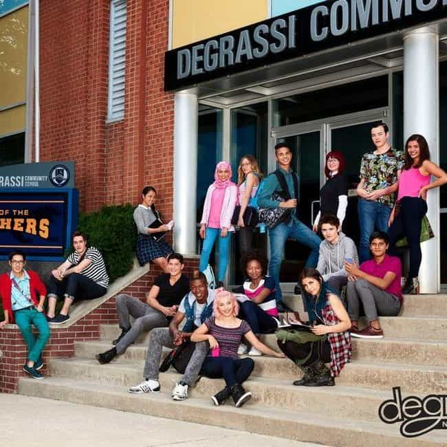 Degrassi: Next Class is listed (or ranked) 7 on the list What to Watch If You Love 'Pretty Little Liars'