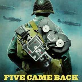 Five Came Back is listed (or ranked) 14 on the list The Best Documentary Miniseries