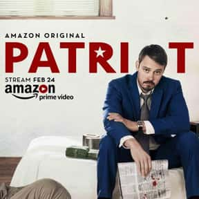 Patriot is listed (or ranked) 2 on the list All the Shows Amazon Has Canceled