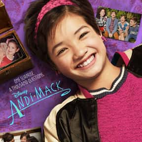 Andi Mack is listed (or ranked) 7 on the list Good TV Shows for Tweens