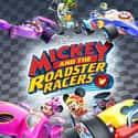 Mickey and the Roadster Racers is listed (or ranked) 47 on the list The Best Animated TV Shows Since 2015