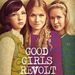 Good Girls Revolt is listed (or ranked) 10 on the list All the Shows Amazon Has Canceled