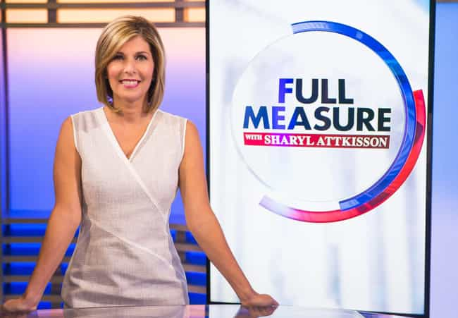 Full Measure with Sharyl Attki... is listed (or ranked) 3 on the list The Best Sunday Morning Shows