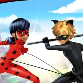 Miraculous: Tales of Ladybug & is listed (or ranked) 21 on the list The Best Current Animated Series