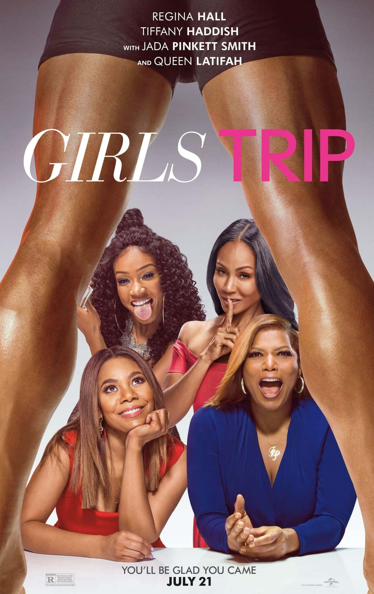 Girls Trip is listed (or ranked) 4 on the list What to Watch If You Love 'Insecure'