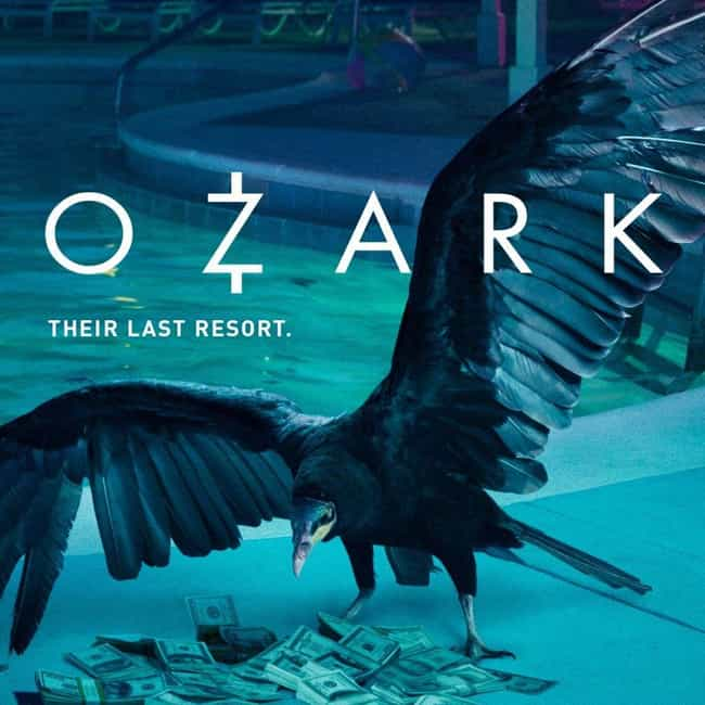 Ozark is listed (or ranked) 4 on the list What to Watch If You Love Narcos
