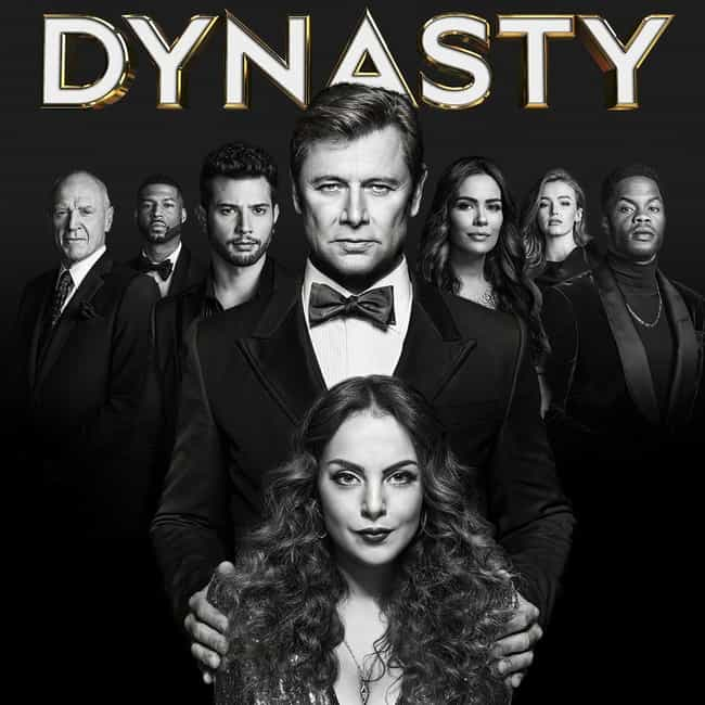 Dynasty is listed (or ranked) 3 on the list What to Watch If You Love 'Succession'