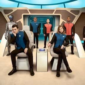 The Orville is listed (or ranked) 2 on the list The Best New Sci-Fi Shows of the Last Few Years