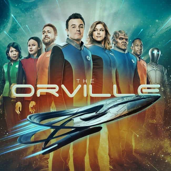 The Orville is listed (or ranked) 4 on the list What To Watch If You Love 'Eureka'