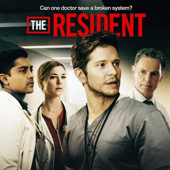 The Resident is listed (or ranked) 3 on the list What To Watch If You Love 'House'