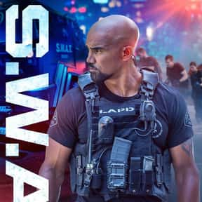 SWAT is listed (or ranked) 11 on the list The Best Crime Shows on TV Right Now