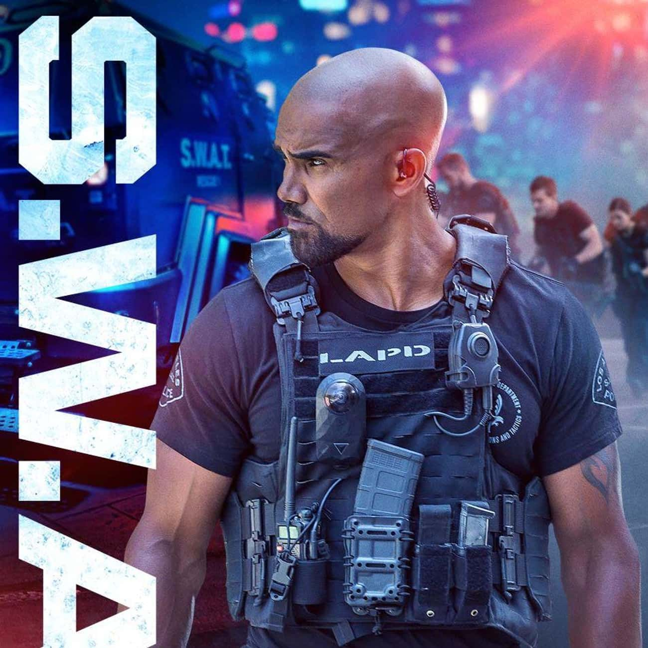 SWAT is listed (or ranked) 4 on the list The Best New Procedural Dramas of the Last Few Years
