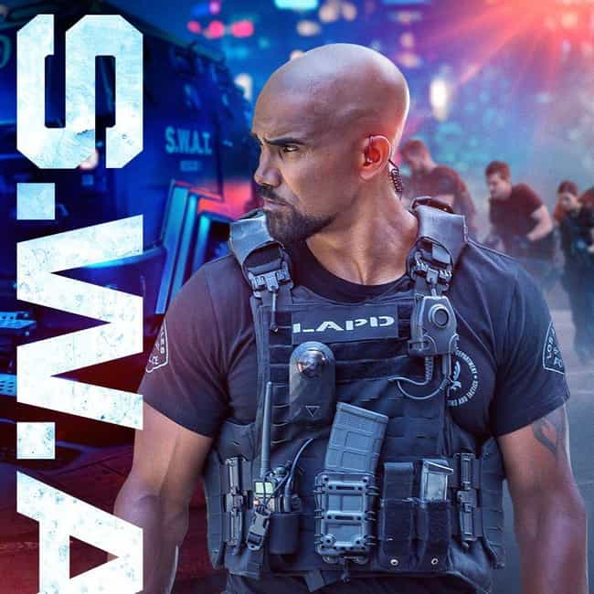 SWAT is listed (or ranked) 4 on the list What to Watch If You Love 'Blue Bloods'