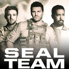 SEAL Team is listed (or ranked) 3 on the list The Best Military TV Shows