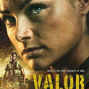 Valor is listed (or ranked) 21 on the list The Best Military TV Shows