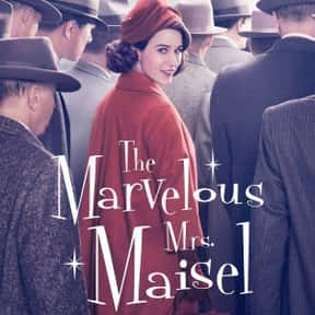 The Marvelous Mrs. Maisel is listed (or ranked) 25 on the list The Best Golden Globe Winning Comedy Series