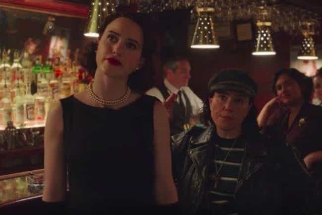 The Marvelous Mrs. Maisel is listed (or ranked) 4 on the list The Best TV Shows Of The Decade That Didn't Take Place In This Decade