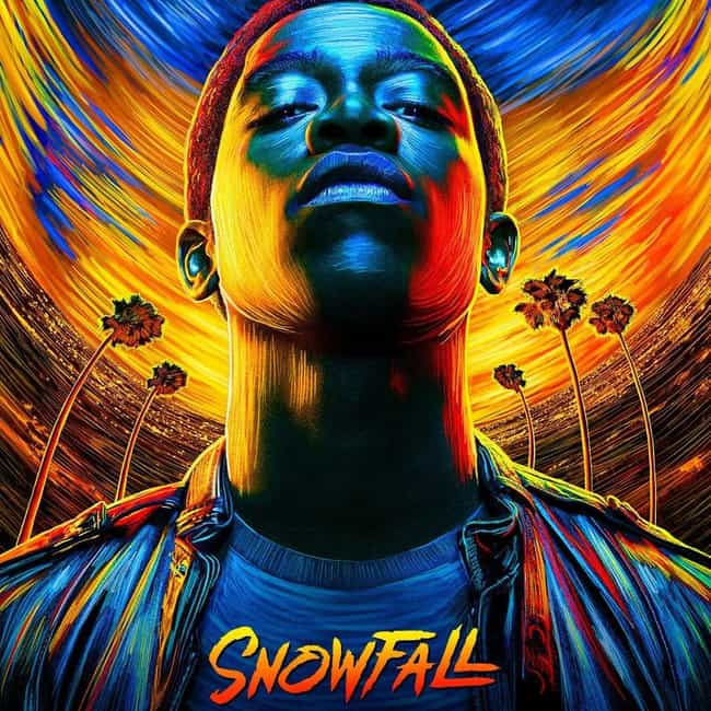 Snowfall is listed (or ranked) 1 on the list What To Watch If You Love 'The Chi'