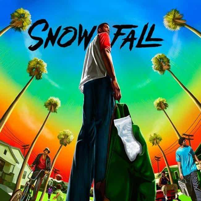 Snowfall is listed (or ranked) 2 on the list Current TV Shows That Are Just Breaking Bad Ripoffs