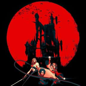 Castlevania is listed (or ranked) 13 on the list The Best Animated Shows On Netflix