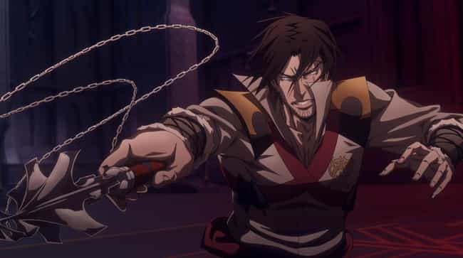 Castlevania is listed (or ranked) 2 on the list The Best Horror Anime On Netflix
