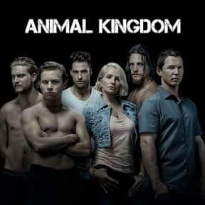 Animal Kingdom is listed (or ranked) 21 on the list The Best Crime Shows on TV Right Now